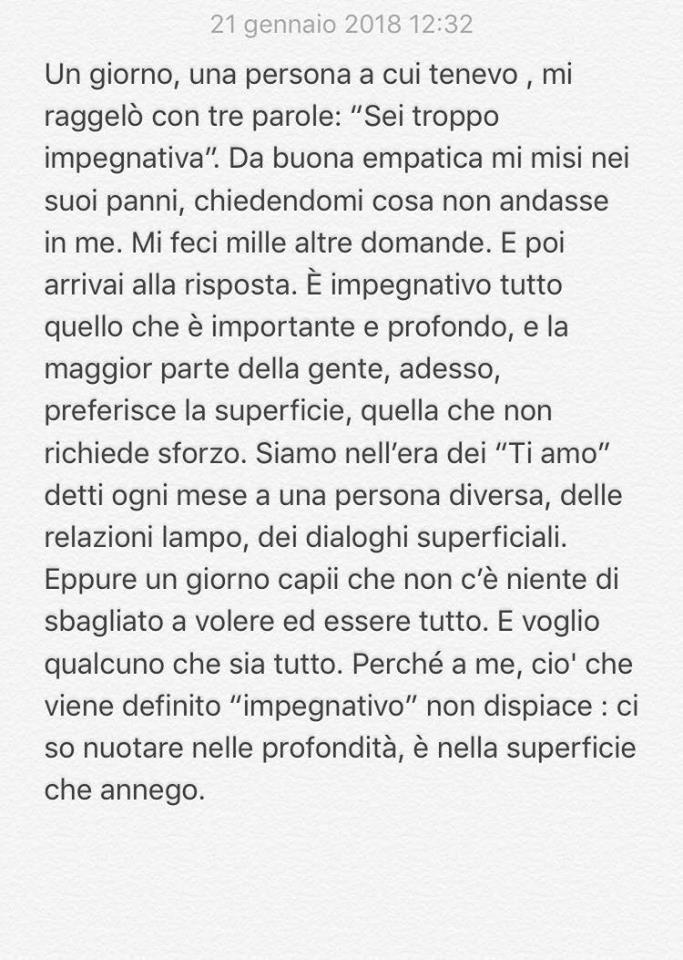 Pin Di Francesca Morrone Su Frasi Su Me Stessa Citazioni