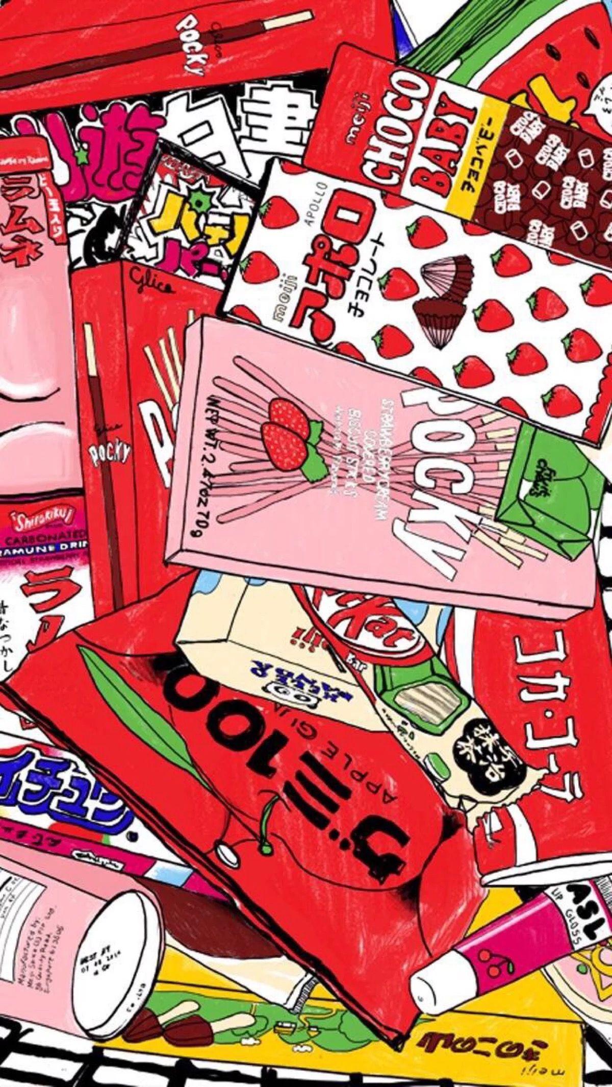 Pin By Ava Rodriguez On Waℓℓraryeyaѕ Anime Wallpaper Iphone Kawaii Wallpaper Anime Wallpaper