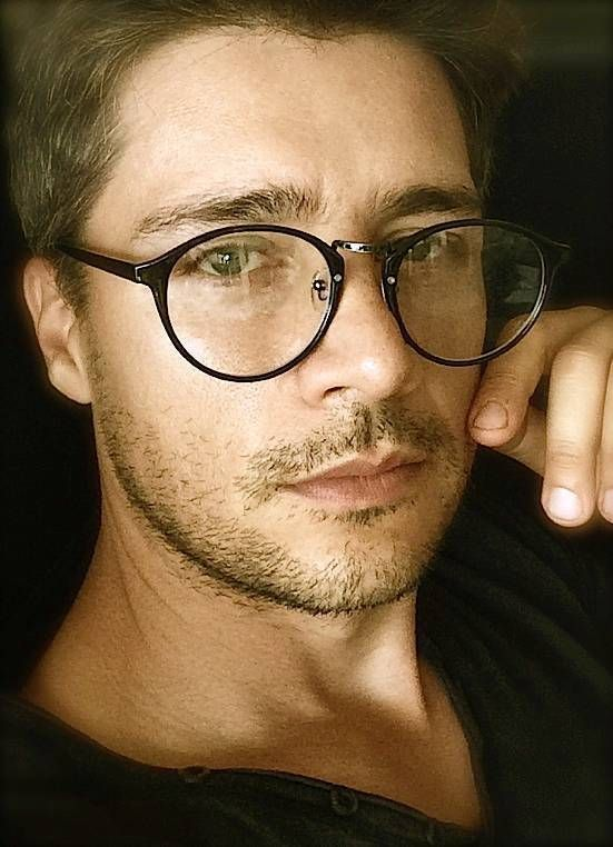 3346117178f Retro Vintage Round Oval Circle Frame Clear Lenses Eyeglasses Glasses Men  Women