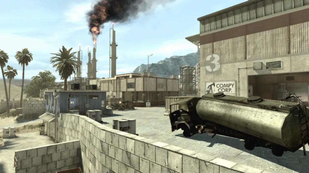 Fuel Modern Warfare 2 Call Of Duty Maps Mw2 Modernwarfare2 Cod Callofduty In 2020 Modern Warfare Warfare Modern