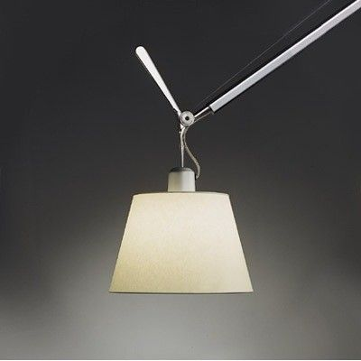 Tolomeo Off Center Ceiling Light Artemide Tolomeo Light Ylighting Contemporary Light Fixtures Contemporary Lighting Modern Lighting