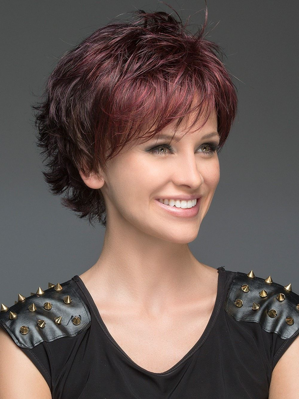 Open Synthetic Wig Mono Crown in Hair Pinterest Hair