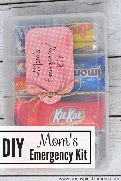 Unique Mother S Day Gift Idea Mom S Emergency Kit