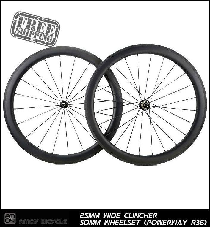 700c 38mm clincher V-brake road bicycle carbon rim width 25mm basalt braking