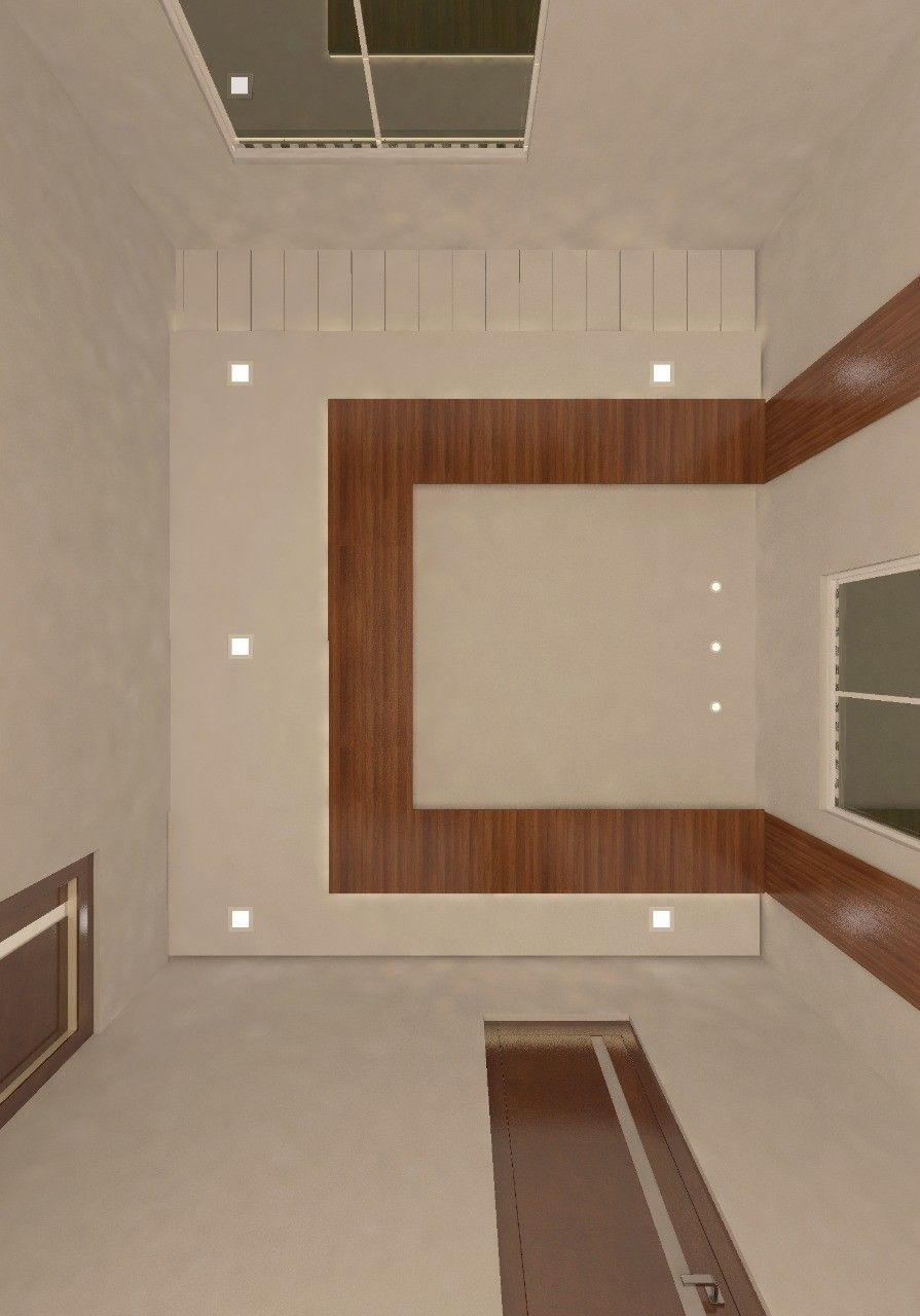 False Ceiling Ideas, Tv Bench, Pop Design, Wall Wood, Ceiling Design,  Feature Walls, Decor Styles, Work Project, Basements