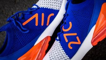flyknit edizione nike air max 270 in due colorways pinterest air