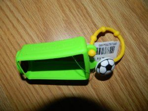 Bath Body Works Soccer Sports Ball Pocketbac Holder Green
