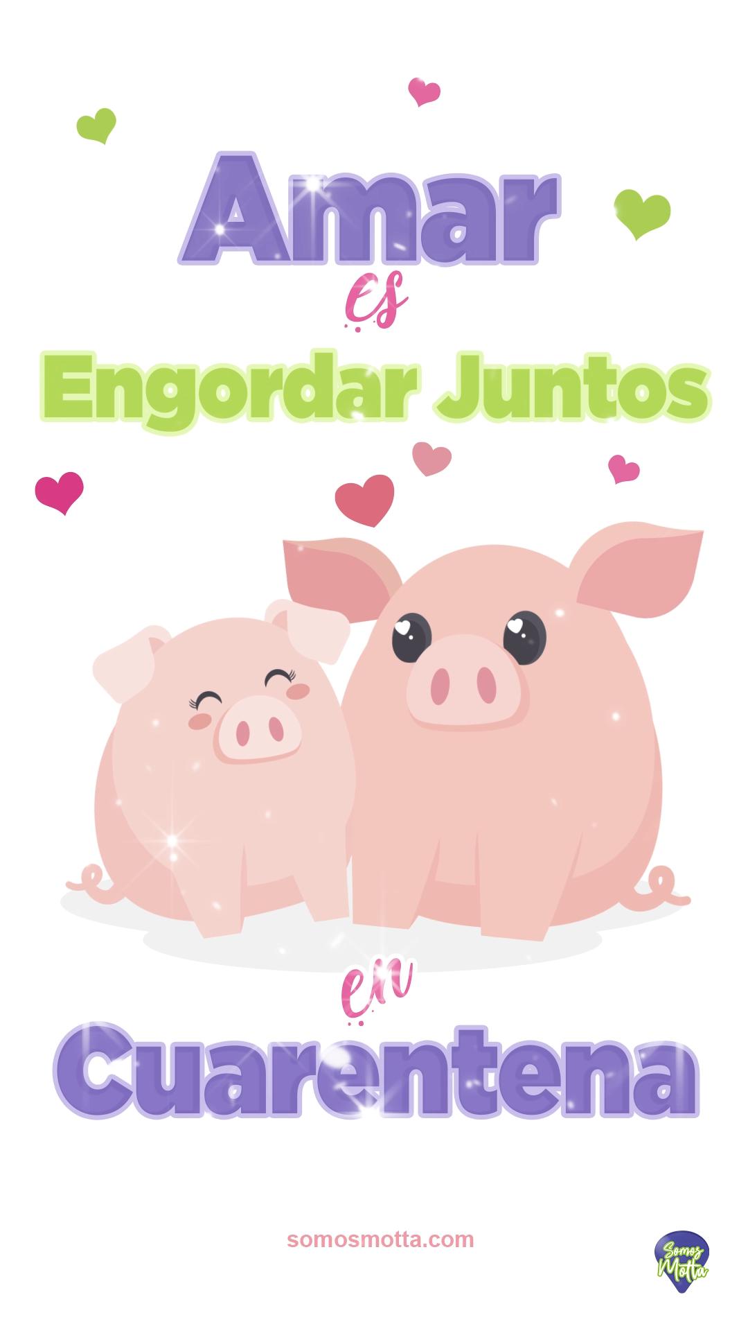 Fondos de Pantalla Animados Amor en Cuarentena Gratis