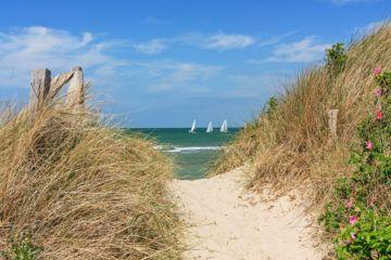 Die 10 schönsten Strände an der Ostsee