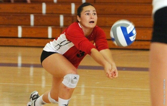 Warriors Pull Off Upset Over Hawaii Pacific Beat Dominican That S My Girl Volleyball Athlete Sonoma State