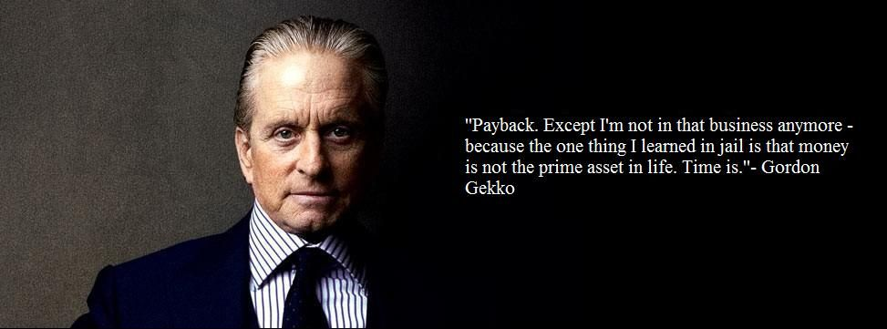 Greed Is Good Movie Quote: Powerful Words Of Wisdom
