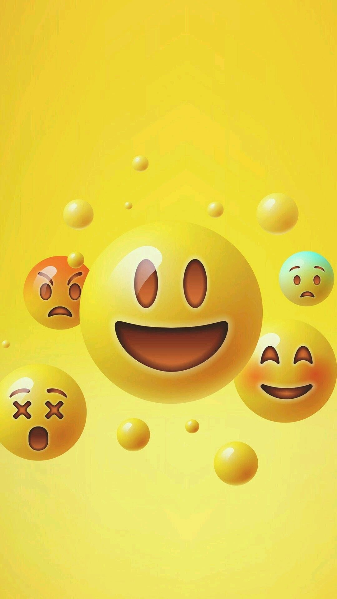 Pin by Samantha Keller on face Emoji wallpaper, Creative