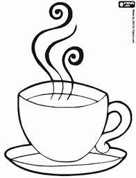 Resultado De Imagen De Dibujos Taza De Cafe Tazas De Cafe Dibujo Taza Dibujo Taza