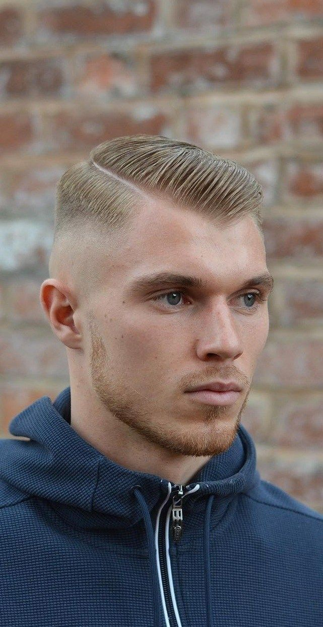 Hair Length Requirement For A Fade Hairstyle For Men In 2019