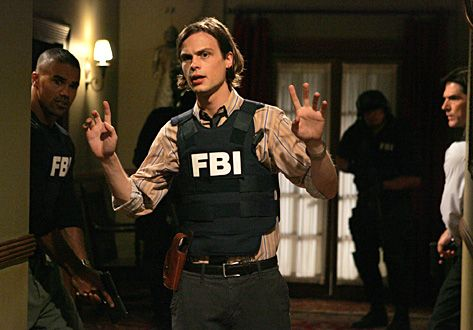 Dr. Spencer Reid.... OMG