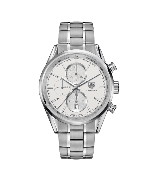 e42a2892a28 TAG Heuer Carrera Calibre 1887 Automatic Chronograph 41 mm | CAR2111.BA0724 watch  price