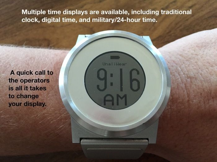 Seniors Show Style With UnaliWear's Kanega Smartwatch For