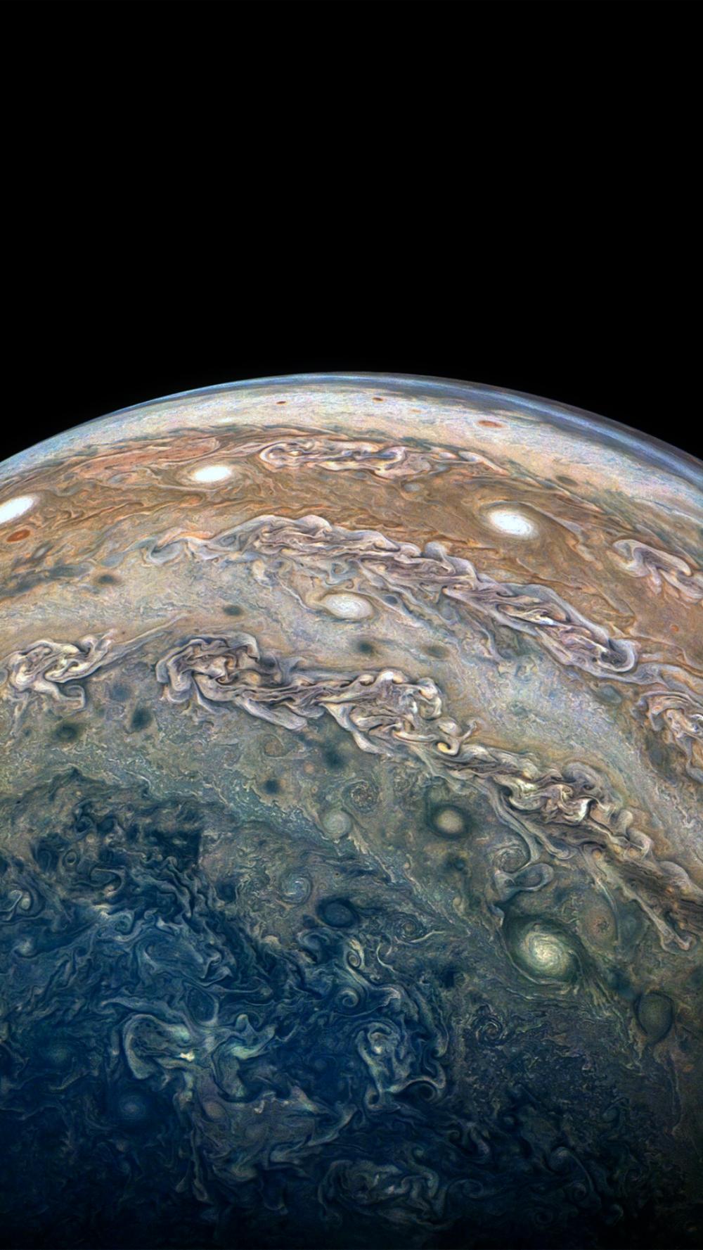 Sci Fi Jupiter Space 1080x1920 Mobile Wallpaper Espaco E Astronomia Astronomia Cosmologia