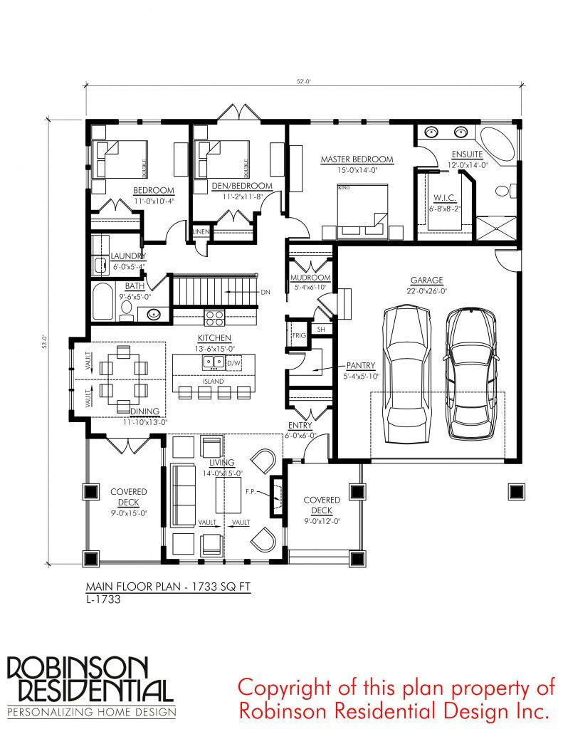 Craftsman L 1733 Robinson Plans How To Plan House Plans House Exterior