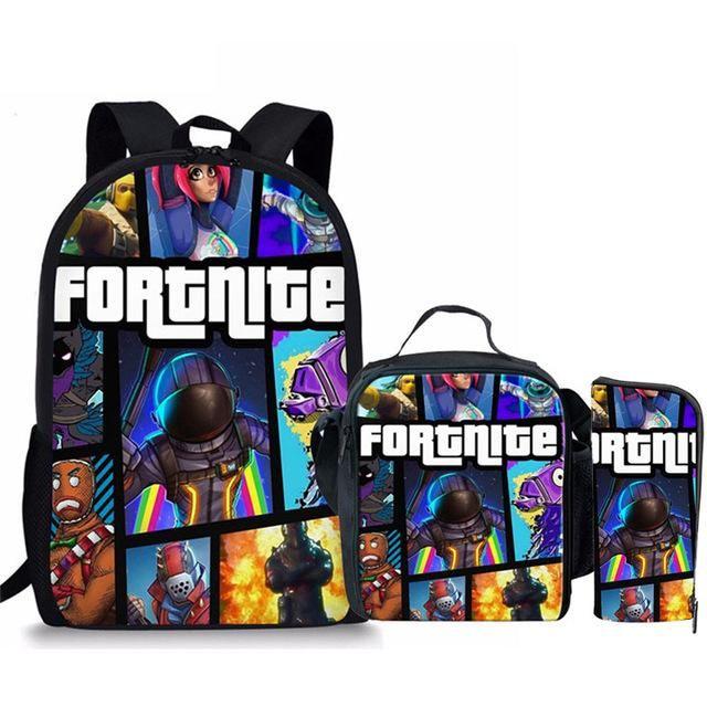 f2c7ce72bf Fortnite School Bags in 2019