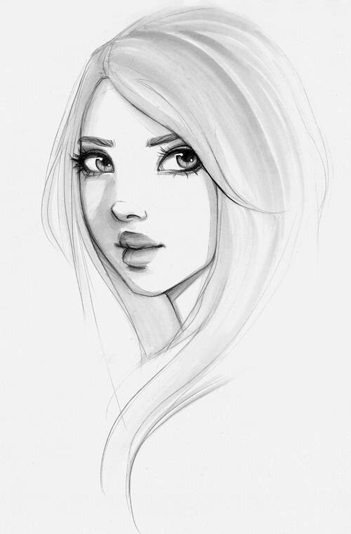 Girl · drawing artdrawing
