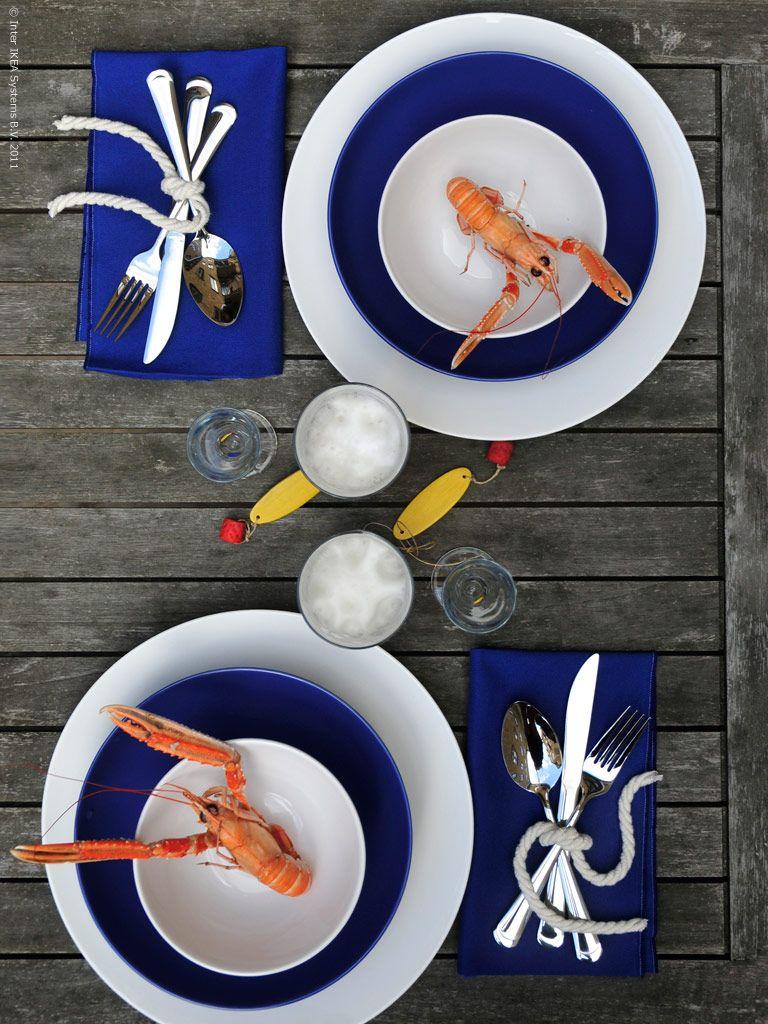Nautical Table Settings Nautical Table Setting Nautical Glamour Pinterest Nice