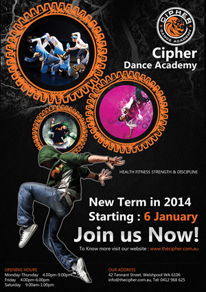 Flyer Design For Hip Hop Dance Academy Needs A Flyer To Attract