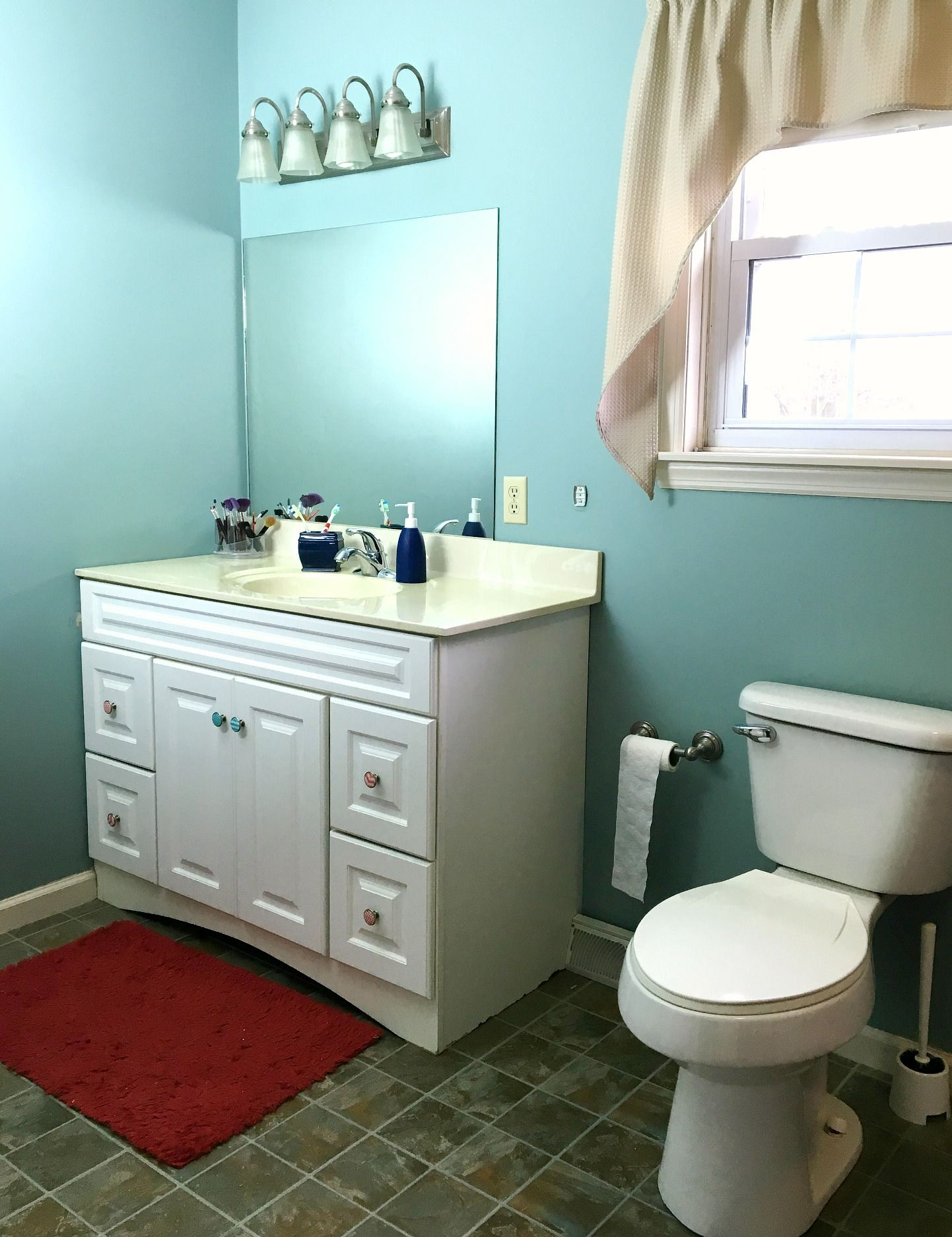How to install a bathroom vanity | "|1442|1873|?|87ccf7ed8953f238e49f29fbe2ee6476|False|UNLIKELY|0.30142664909362793