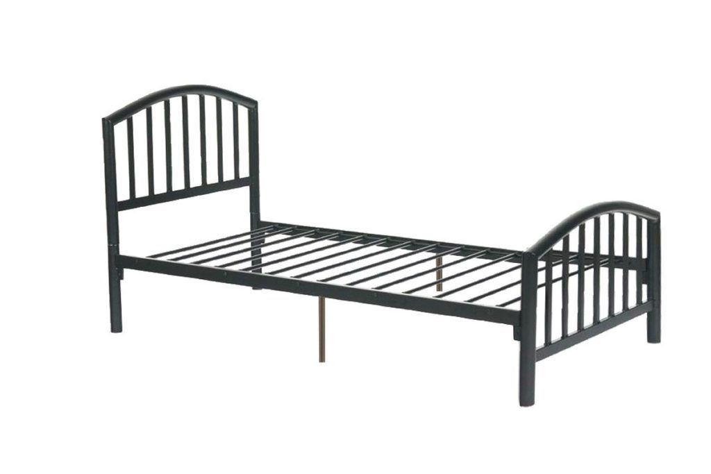 Raised Metal Twin Bed Frame | Bed Frames Ideas | Pinterest