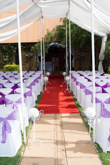 Olympus Function Venue Pretoria East Wedding Garden