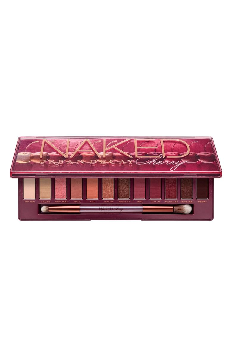 🍒URBAN DECAY NAKED CHERRY 🍒 12-Color Eye Shadow Palette