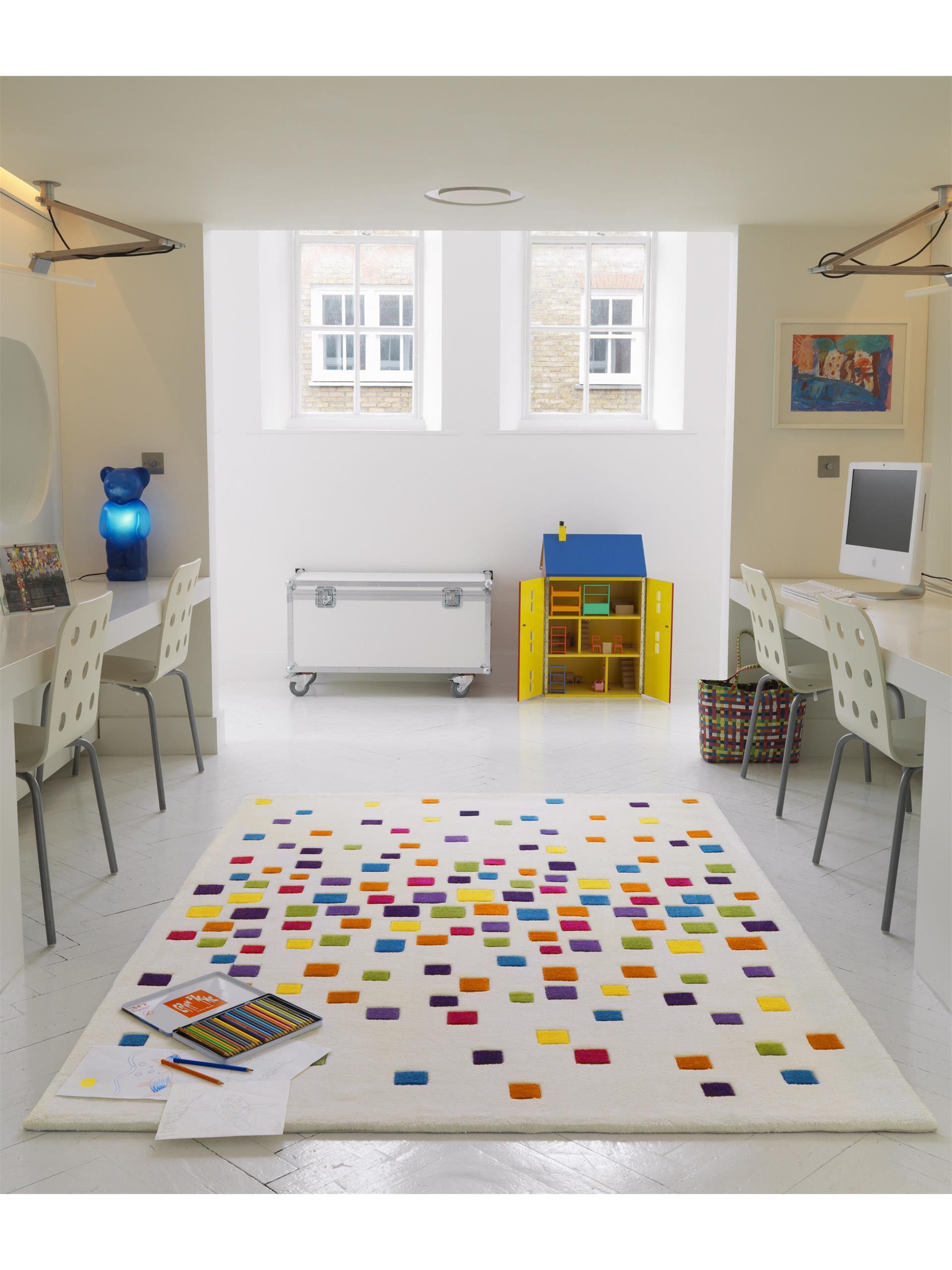 Benuta Teppich der teppich benuta harlequin spacedust bietet mit seinem originellen