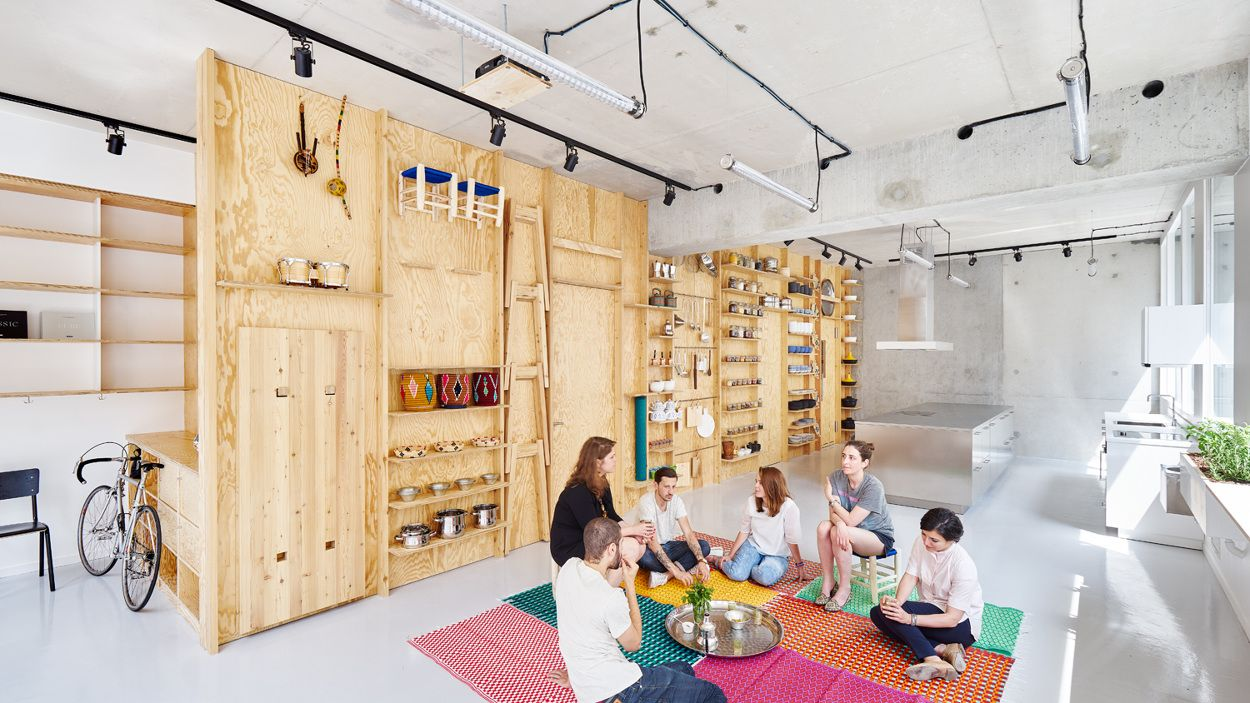 Kialatok In 2020 Cooking In The Classroom Plywood Walls Plywood Storage