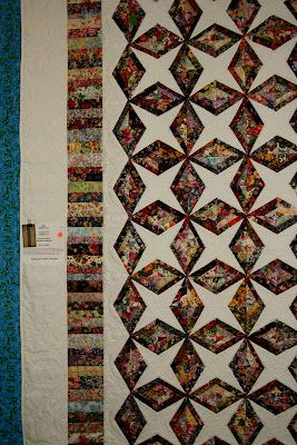 Fractured Diamond Quilt Scrap String Quilts Quilts