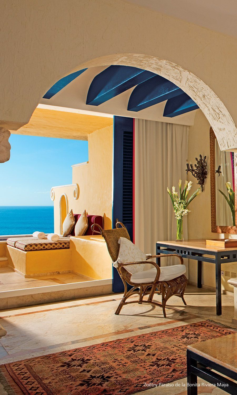 Ad Ocean Front Suite One Bedroom Suite with Plunge Pool