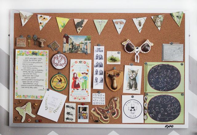 cork board inspiration cute bulletin boards diy decor on inspiring workspace with a cork wall creating a custom cork board for your home id=99875