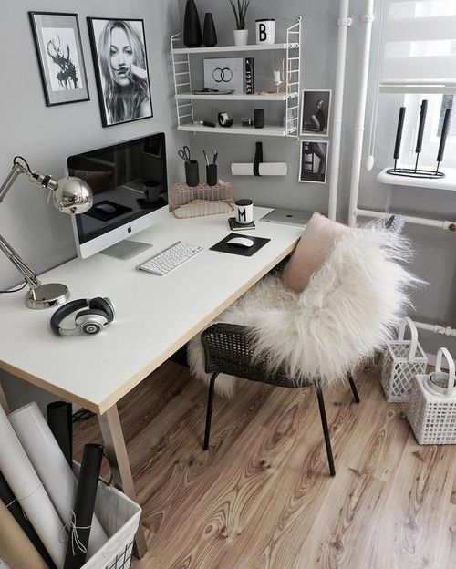 home, room, and interior image | Спальня, Комнатные ...