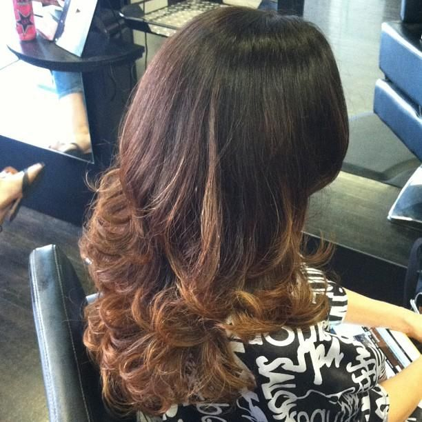 Blow Dry Hairstyle Blow Dry Hair Beautiful Long Hair Blowdry Styles
