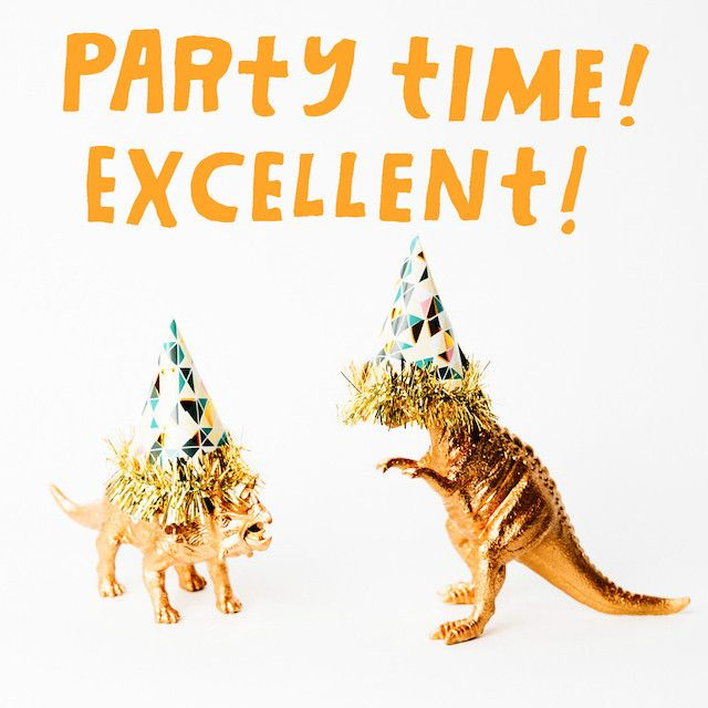 Party Time by Sarah Deragon