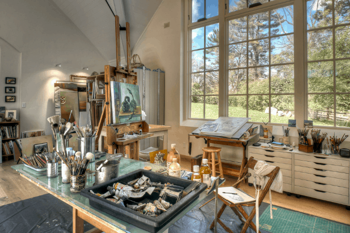 Art Studio Hack: Organizing Time And Space