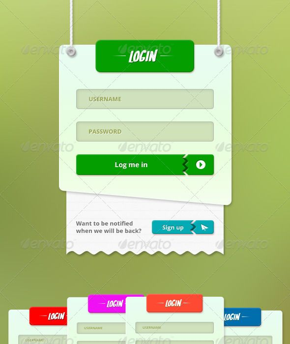 Login Page  Fully Customisable  Template Ui Ux And Fonts
