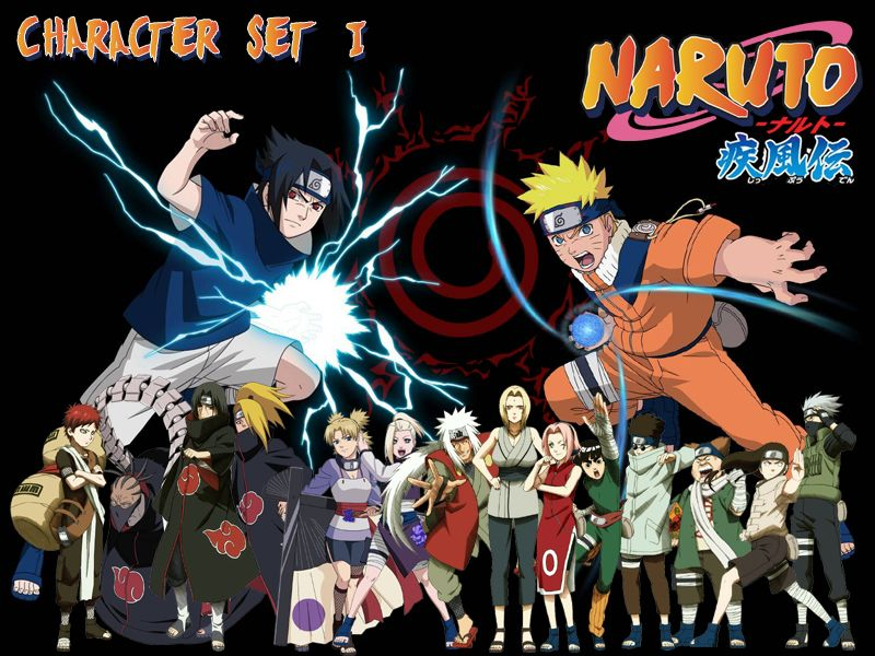 "Naruto ""Believe It!"" On Pinterest"