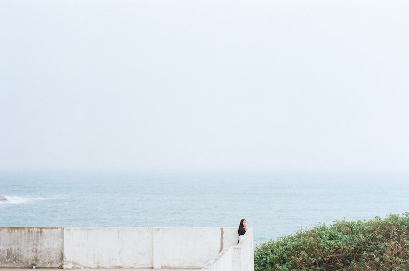 Miss Bean is an independent photographer and visual artist currently based in Hong Kong. With a sensitive eye for certain moods and moments, she shoots her pictures that seem so natural and delicate. She mainly photographs girls, telling a wonderful tale of youth and dreams.