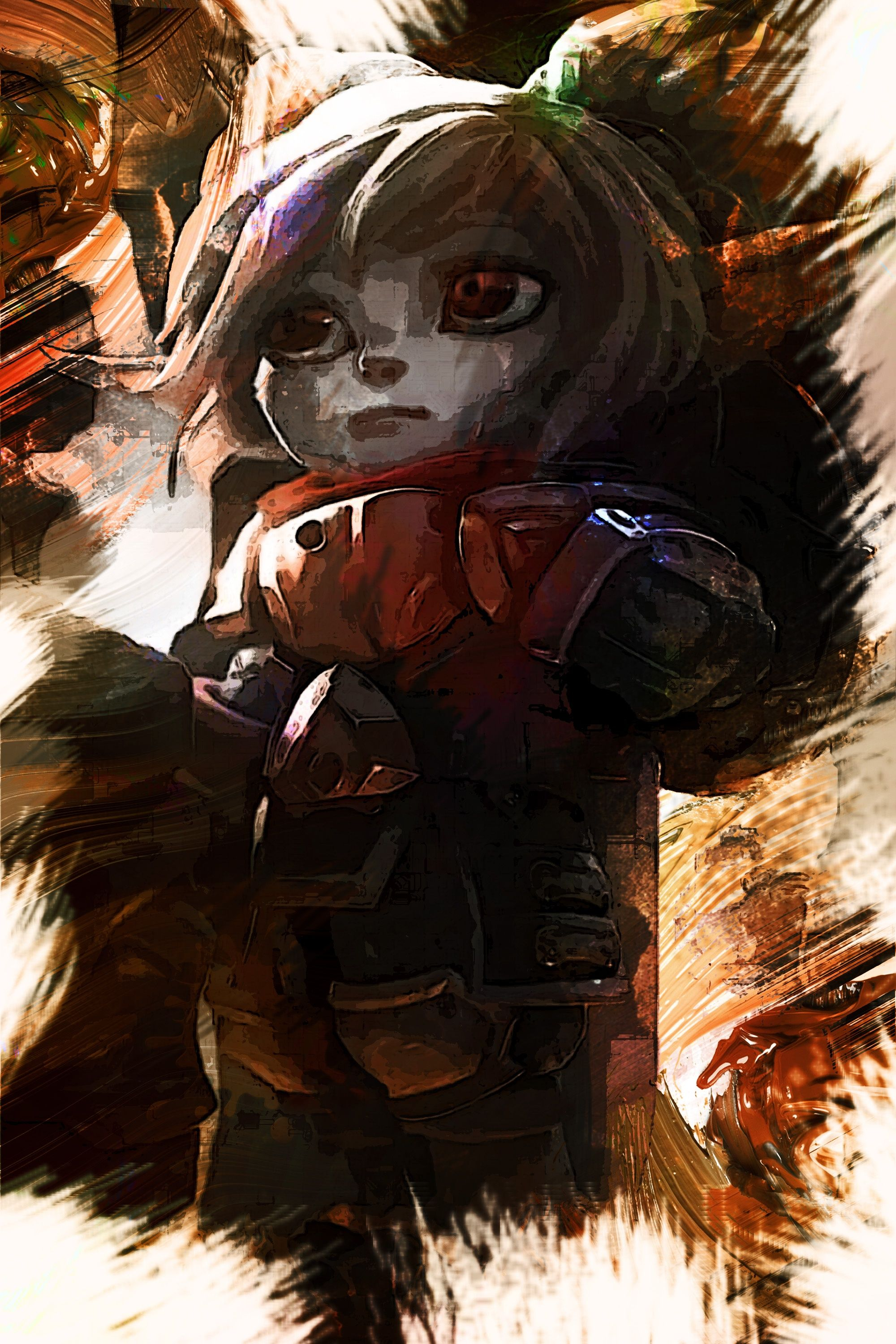 League of legends poppy characters gaming and indie games greetings descriptioncustom artwork of the character from the extraordinary game kristyandbryce Gallery