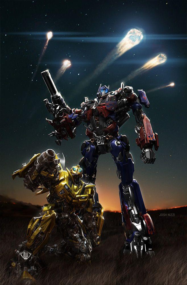 Transformers Revenge Of The Fallen Comic Art Chase Card 4 Of 12
