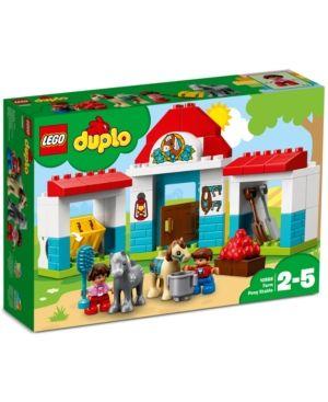 Lego Duplo Farm Pony Stable Misc Products Pinterest Lego