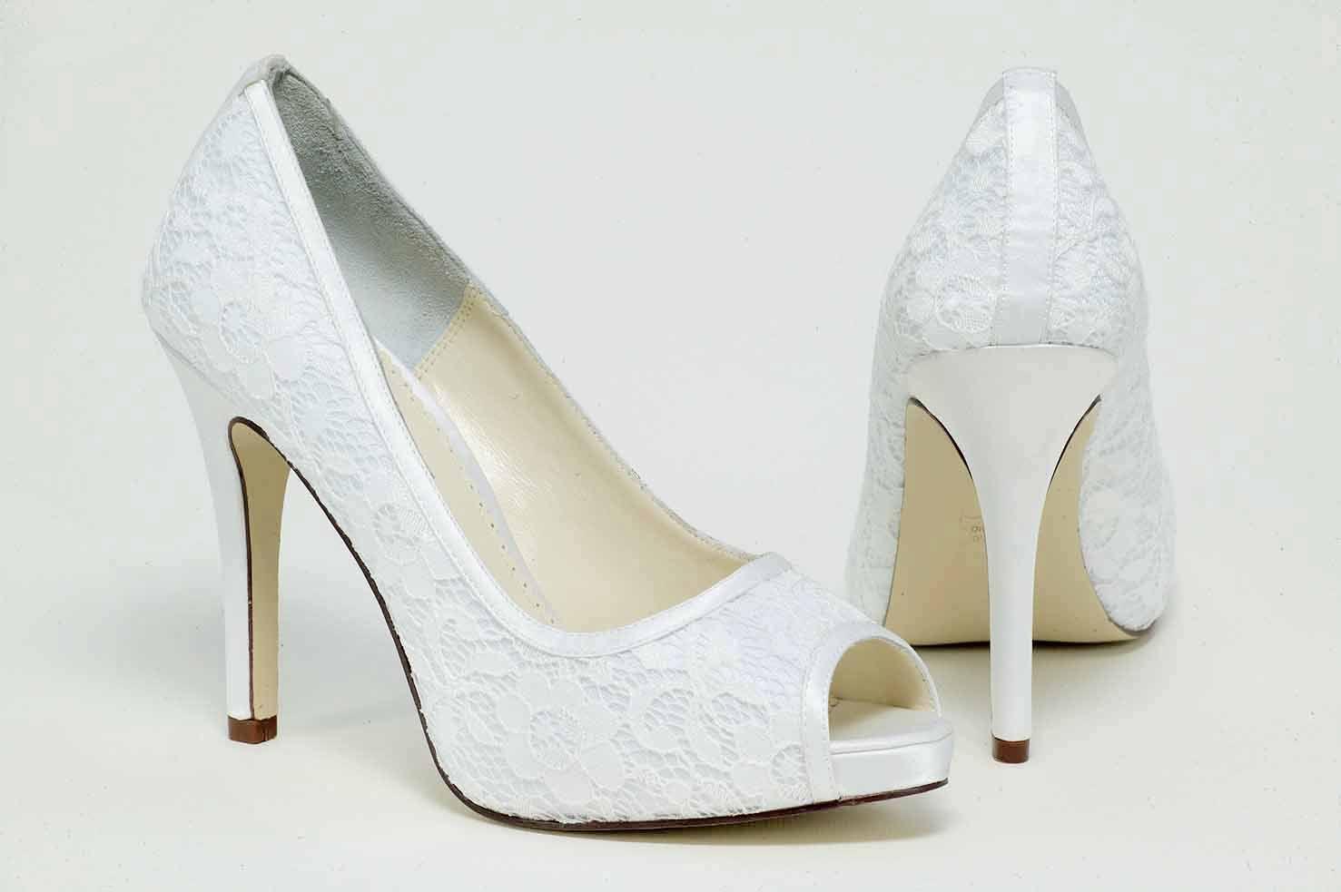 Wedding Shoes Platforms from Panache Bridal Shoes Sydney Melbourne Brisbane