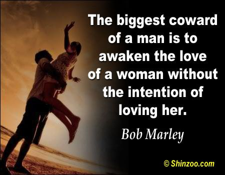 The Biggest Coward Of A Man Wrong Means Wrong Say No To It