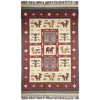 Overstock Com Online Shopping Bedding Furniture Electronics Jewelry Clothing More Colorful Rugs Tribal Rug Jute Wool Rug