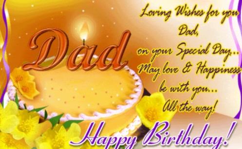 Best Birthday Wishes for a Friend's Dad Happy Birthday
